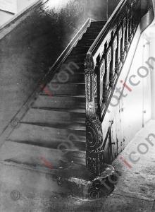 Treppe Ritterstraße 11 | Stairway Ritterstreet 11 (foticon-kleesattel-sw-005.jpg)