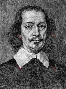 Portrait von Otto von Guericke | Portrait of Otto von Guericke (foticon-portrait-0058-sw.jpg)