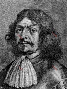 Portrait von Georg von Derfflinger | Portrait of Georg von Derfflinger (foticon-portrait-0060-sw.jpg)