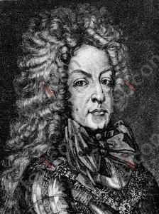 Porträt von Ludwig Wilhelm von Baden-Baden | Porträt of Ludwig Wilhelm von Baden-Baden (foticon-portrait-0068-sw.jpg)