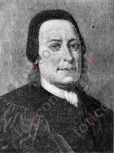 Portrait von Nikolaus Ludwig von Zinzendorf und Pottendorf | Portrait of Nikolaus Ludwig von Zinzendorf und Pottendorf (foticon-portrait-0080-sw.jpg)