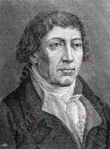 Portrait von Gottfried August Bürger | Portrait of Gottfried August Bürger (foticon-portrait-0114-sw.jpg)