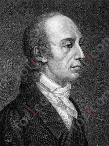 Portrait von Johann Heinrich Voß | Portrait of Johann Heinrich Voß (foticon-portrait-0118-sw.jpg)