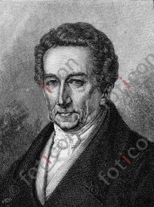 Portrait von Albrecht Daniel Thaer | Portrait of Albrecht Daniel Thaer (foticon-portrait-0119-sw.jpg)