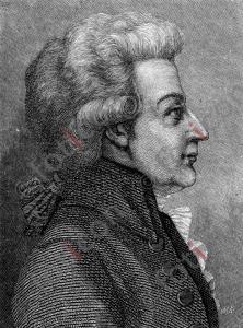Portrait von Wolfgang Amadeus Mozart | Portrait of Wolfgang Amadeus Mozart (foticon-portrait-0122-sw.jpg)