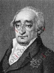 Portrait von Heinrich Friedrich Karl vom und zum Stein | Portrait of Heinrich Friedrich Karl vom und zum Stein (foticon-portrait-0125-sw.jpg)