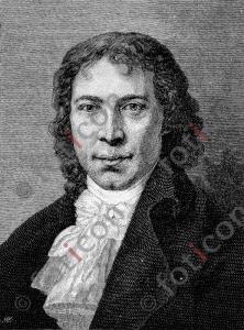 Portrait von Johann Heinrich Dannecker | Portrait of Johann Heinrich Dannecker (foticon-portrait-0126-sw.jpg)