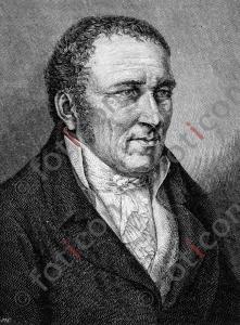 Portrait von Johann Peter Hebel | Portrait of Johann Peter Hebel (foticon-portrait-0130-sw.jpg)