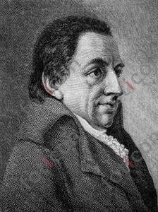 Portrait von Johann Gottlieb Fichte | Portrait of Johann Gottlieb Fichte (foticon-portrait-0132-sw.jpg)