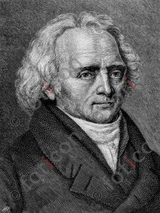 Portrait von Christoph Wilhelm Hufeland | Portrait of Christoph Wilhelm Hufeland (foticon-portrait-0133-sw.jpg)