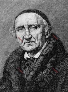 Portrait von Johann Gottfried Schadow | Portrait of Johann Gottfried Schadow (foticon-portrait-0135-sw.jpg)