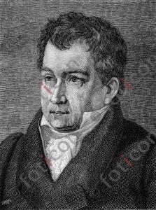 Portrait von Johann Ludwig Tieck   Portrait of Johann Ludwig Tieck (foticon-portrait-0179-sw.jpg)
