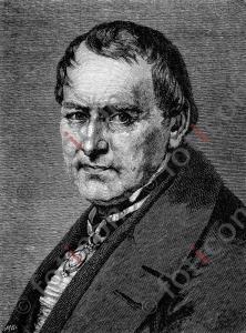Portrait von Christian Leopold von Buch   Portrait of Christian Leopold von Buch (foticon-portrait-0181-sw.jpg)