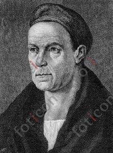 Portrait von Johannes Gutenberg   Portrait of Johannes Gutenberg (portrait-0003-sw.jpg)